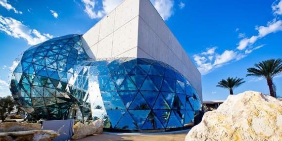 Новый музей Сальвадора Дали во Флориде